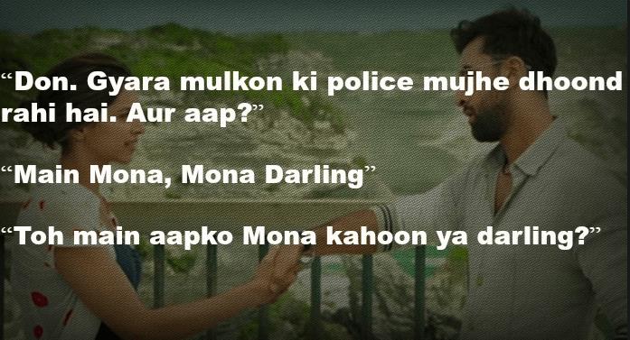 Tamasha Movie Dialogues all Ranbir Kapoor
