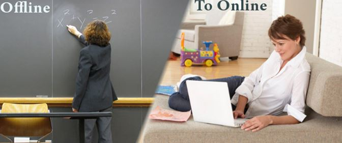 Additional lessons for online teachers