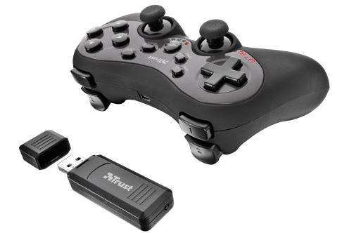 Wireless Gaming Controllers for PC