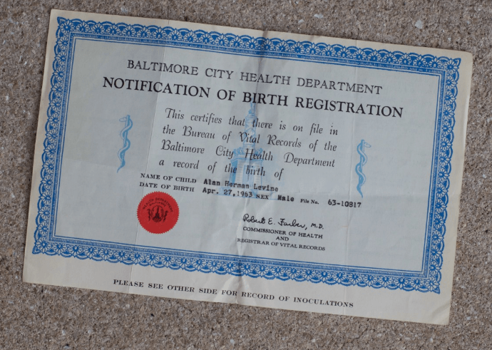 Translate a Birth Certificate for Immigration